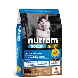 Nutram S5 Adult Hondenvoer