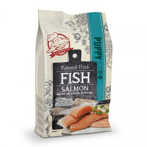 NFM Fish Puppy Large Breed salmon