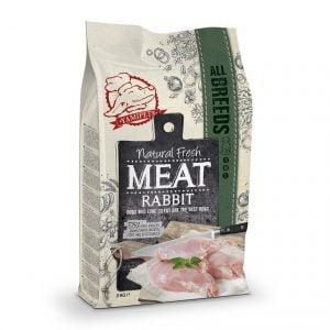 Natural fresh meat All Breeds konijn
