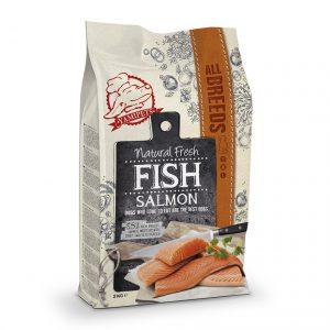 Natural fresh fish All Breeds zalm