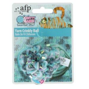 AFP Knotty Habit - Yarn Crinkly Ball