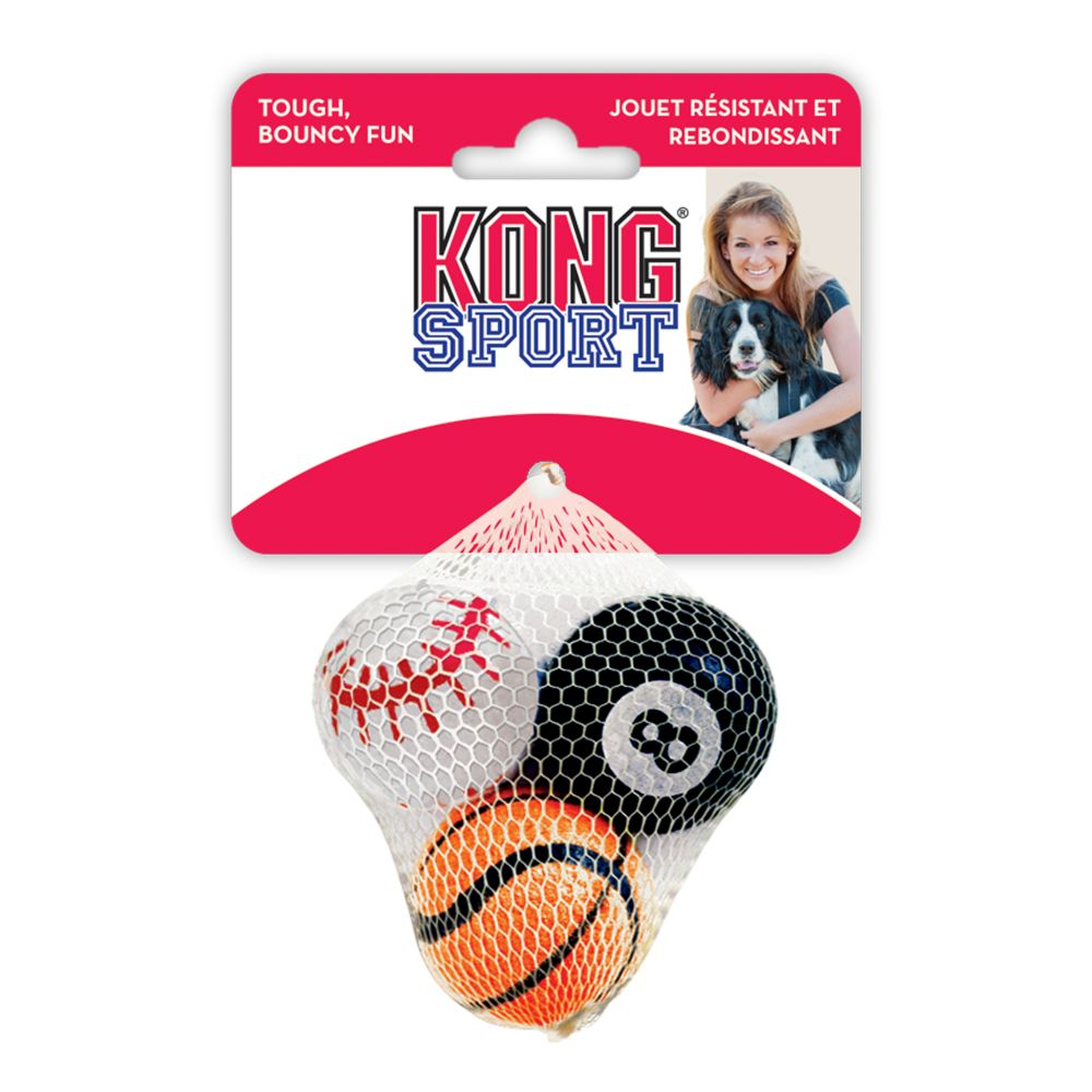 SPORT BALLS verpakt