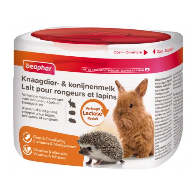 Knaagdier- & konijnenmelk 200g)